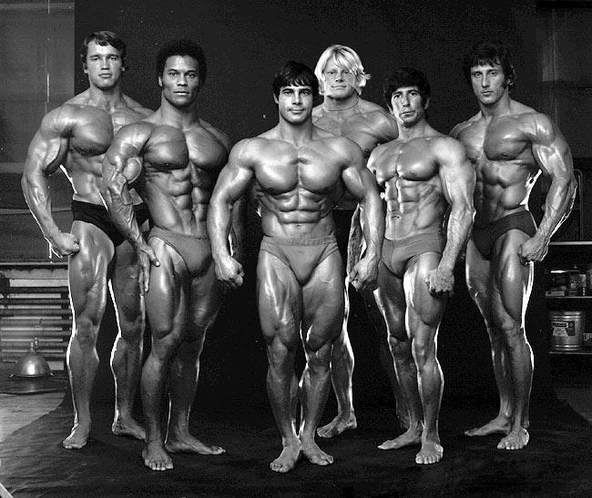 Image result for Is It True That Frank Zane Consumed Steroids