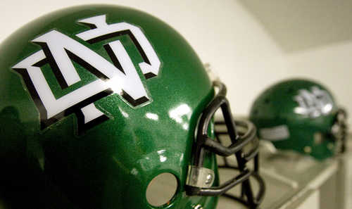North Dakota Football Logo of North Dakota Football