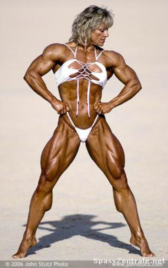 Female Bodybuilding Pictures Weight Lifting