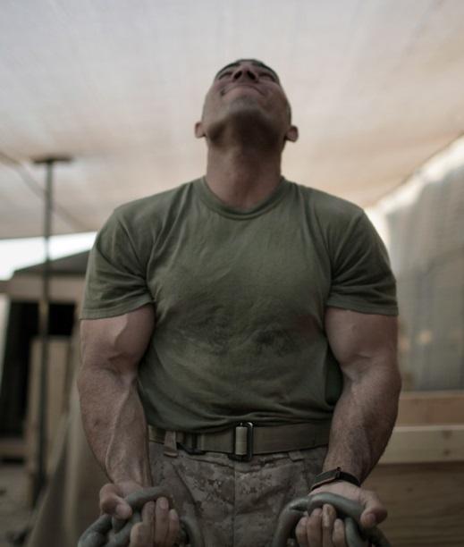 Military Base Gym Their Main Military Base